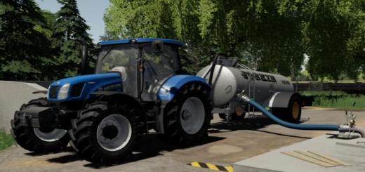 Photo of FS19 – Joskin Modulo 10500 V1