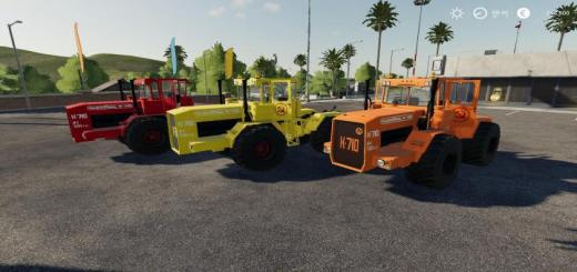 Photo of FS19 – Kirovets K-710 V2