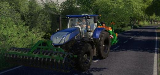 Photo of FS19 – Kotte Frontpacker Fp16-900 V1