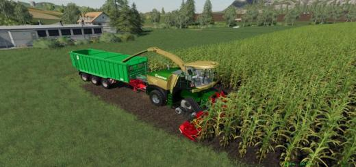 Photo of FS19 – Krone Big X 580 Pack V1