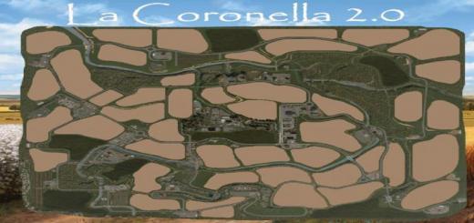 Photo of FS19 – La Coronella Map V2