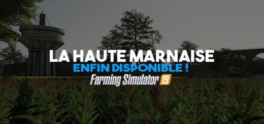 Photo of FS19 – La Haute Marnaise Map V1