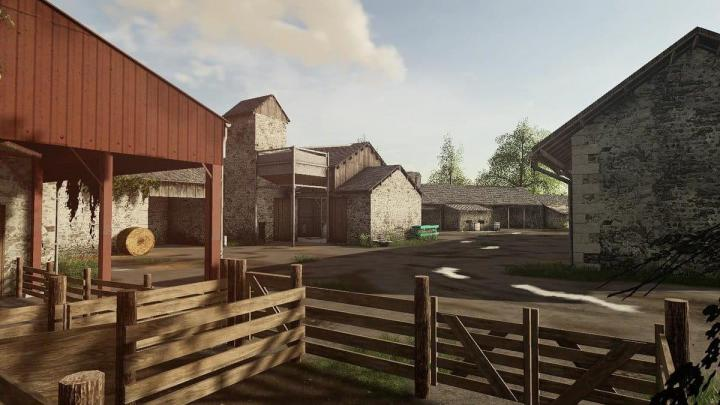 FS19 - Le Petit Rocher Map V1