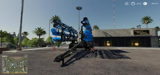 Photo of FS19 – Lemken Gigant 12S V1.4