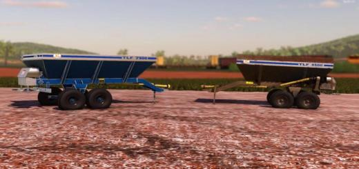Photo of FS19 – Lizard Tlf V1