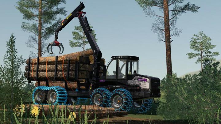 FS19 - Logset 10F Gt V1.1.1
