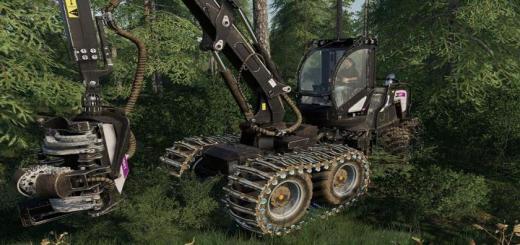 Photo of FS19 – Logset 8H Gte Hybrid V1.0.1.0