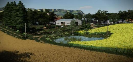 Photo of FS19 – Lubelska Dolina Map V1.1