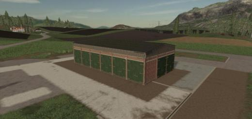 Photo of FS19 – Machine Shed V1