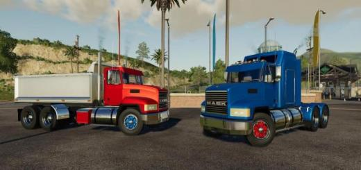 Photo of FS19 – Mack Ch Fleetliner V1