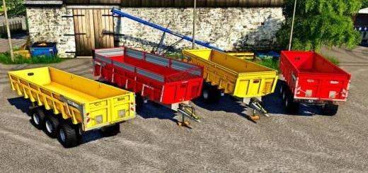 Photo of FS19 – Maitre Atena 27.22 Trailer V1