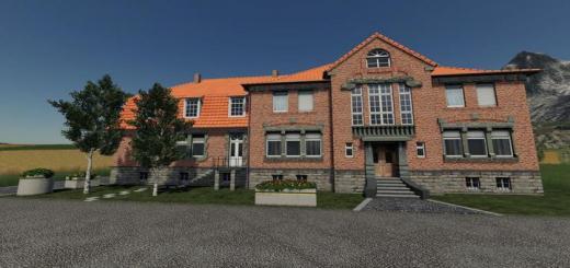 Photo of FS19 – Manor House V1.1