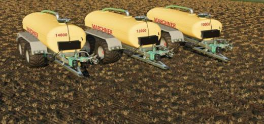 Photo of FS19 – Marchner 10000M – 14000M Trailer V1