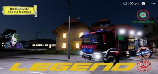Photo of FS19 – Mercedes Straz Polskie V2