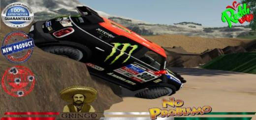 Photo of FS19 – Mini All4 300 Dakar V1.5
