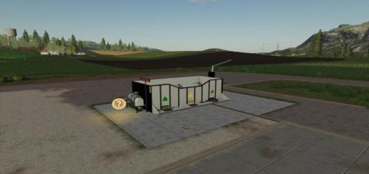 Photo of FS19 – Mixed Ration For Cows V1.0.1.0