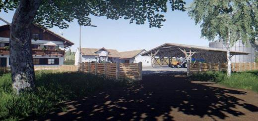 Photo of FS19 – Modern Fence V1