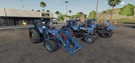 Photo of FS19 – Mtz-82 Turbo V1