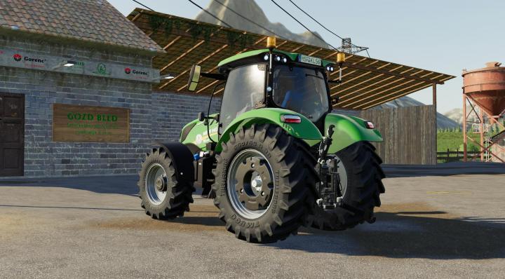 FS19 - New Holland T6 Series V1.2