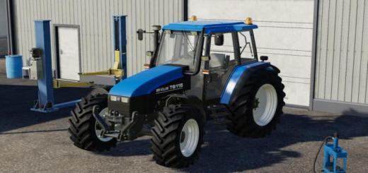 Photo of FS19 – New Holland Ts Series V1