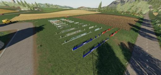 Photo of FS19 – Personalize Farm Gates V1