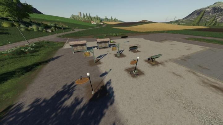 FS19 - Personalize Farm Sign Pack V2