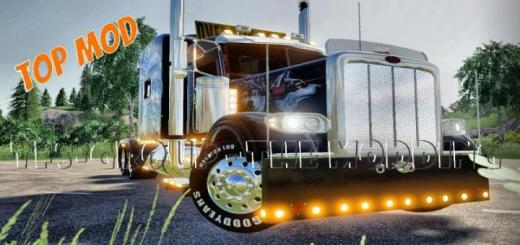 Photo of FS19 – Peterbilt 388 Apache Demolision V2