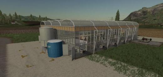Photo of FS19 – Pigsty Of The Future V1