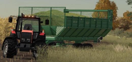 Photo of FS19 – Pim-40 Trailer V1.0.0.2