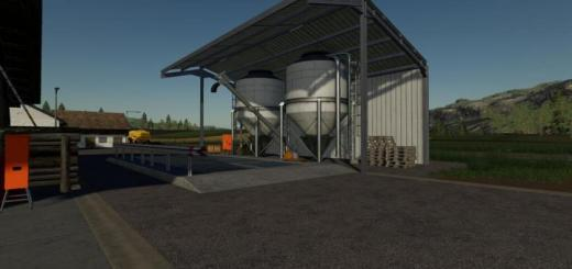 Photo of FS19 – Placeable Farmsilo V1