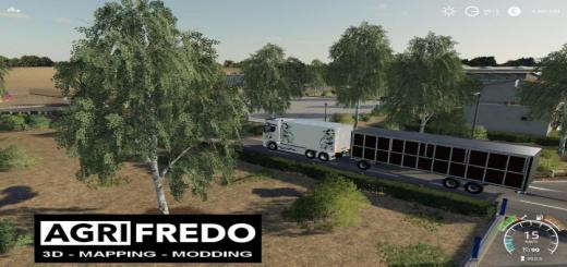 Photo of FS19 – Podium Trailer V1