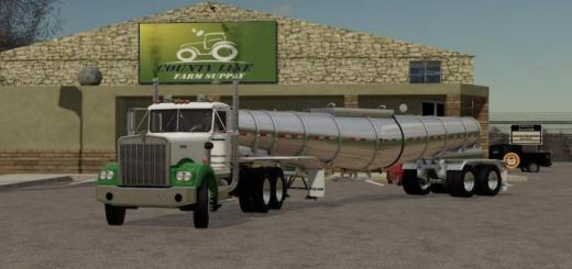 Photo of FS19 – Polar Deep Drop Tanker V1