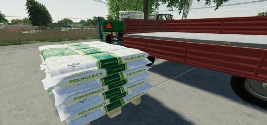 Photo of FS19 – Polish Fertilizer Pallets V1.2