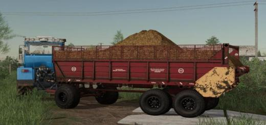 Photo of FS19 – Prt-16 Trailer V1.0.0.1