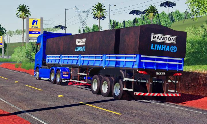 FS19 - Randon Bulk Carrier R Line V1