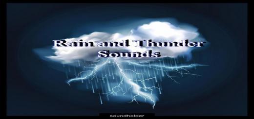 Photo of FS19 – Realistic Heavy Rain And Thunder Sounds V1