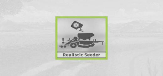 Photo of FS19 – Realistic Seeder V2.0.1.1