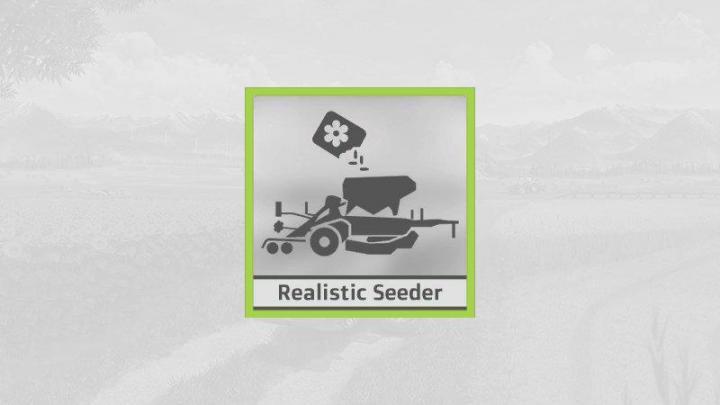 FS19 - Realistic Seeder V2.0.1.1