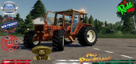 Photo of FS19 – Renault 851.4 Old V1.5