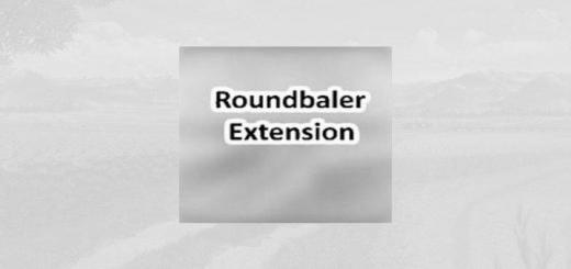 Photo of FS19 – Roundbaler Extension V1.5.1