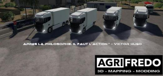Photo of FS19 – Scania Forain Pack V1