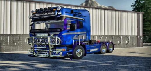 Photo of FS19 – Scania R730 Streamline V3