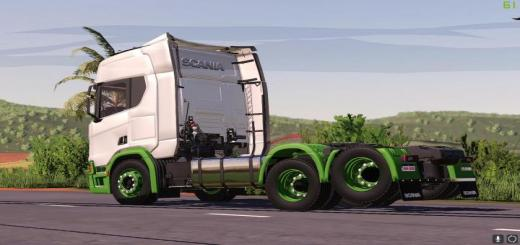 Photo of FS19 – Scania S E R V2