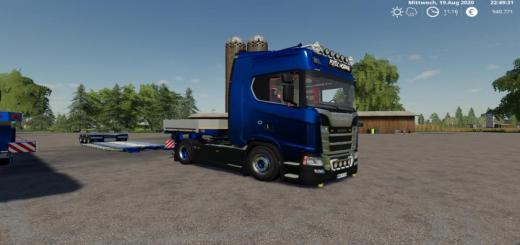 Photo of FS19 – Scania Trucks Pack Multicolor V1