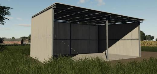 Photo of FS19 – Small Shed V1