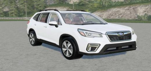Photo of FS19 – Subaru Forester 2018