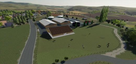 Photo of FS19 – Sudharz Map V1.2