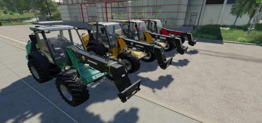 Photo of FS19 – Telehandler Pack V1