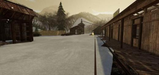 Photo of FS19 – The Alps 19 Map V1