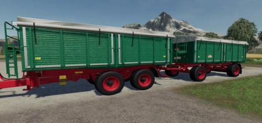 Photo of FS19 – Tiemann Argroliner Pack V1.0.1.2